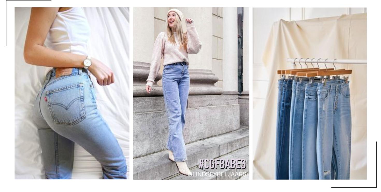 Jeans voor dames