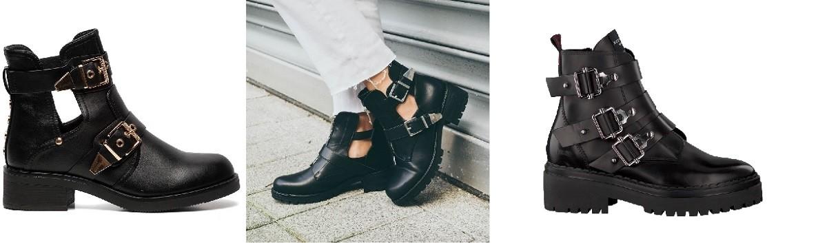 Grove biker boots