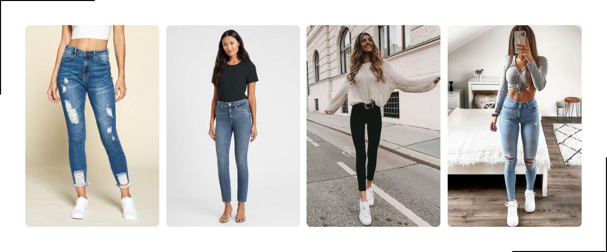 verschil skinny jeans en slim fit jeans
